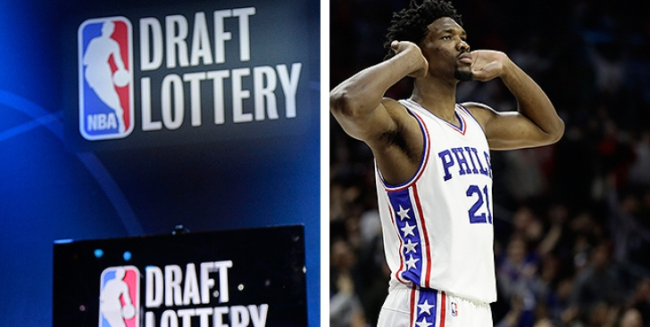 Breaking Down Sixers' NBA Draft Lottery Odds, Scenarios