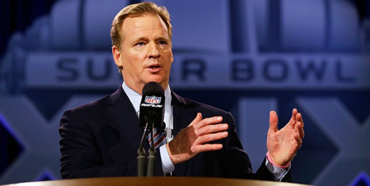 How Long Will Philly Boo Roger Goodell at NFL Draft? We Have Your Over/Under