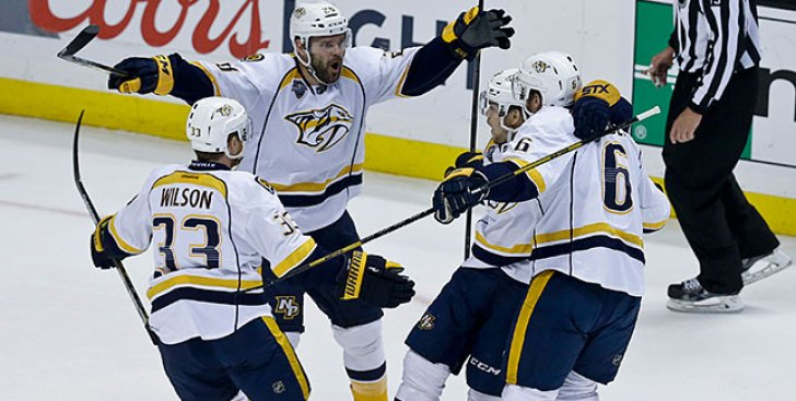 NHL Playoffs: Predators Rally for Game 3 Win Over Ducks to Take Series Lead