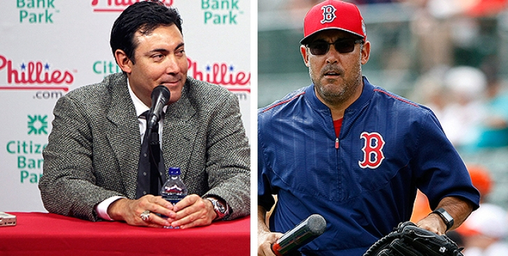 Ruben Amaro Jr. Returns to Philly With Many Good Memories - and a Few Regrets, Too