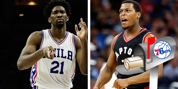 Sixers Mailbag: Joel Embiid's Return, Signing Kyle Lowry?