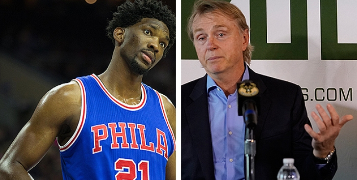 Do Not Come at The Process: Joel Embiid Responds to Bucks Owner Wes Edens