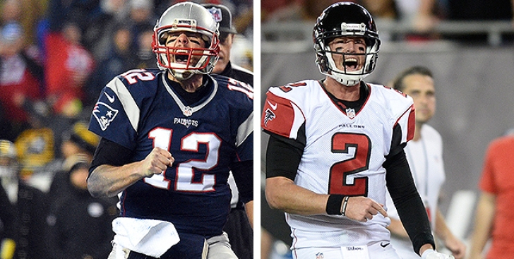 Super Bowl LI: Patriots-Falcons Predictions by Our (cough) Experts