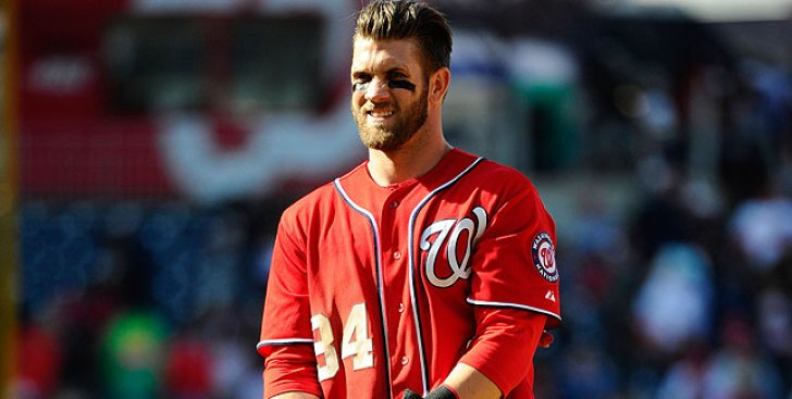 MLB Notes: Bryce Harper, Nats Reach $21-million Deal for 2018