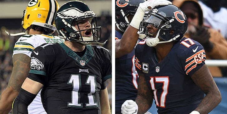 Eagles Release Three Players; Roster With 10 Spots for UDFAs
