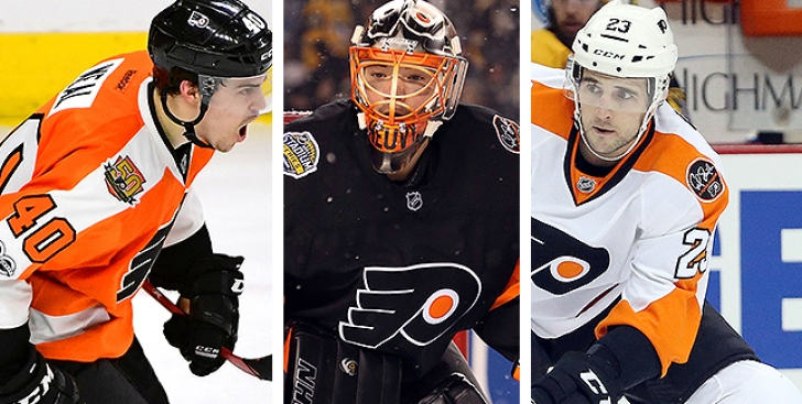With NHL Expansion Draft Looming, Who Will Flyers Protect?