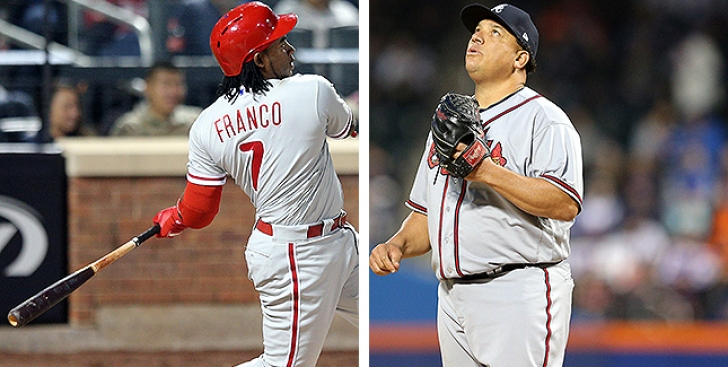 Maikel Franco Breaks Out of Slump Just in Time to Face Nemesis Bartolo Colon