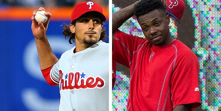 Phillies Health Check: Zach Eflin's Elbow Checks Out Fine, Roman Quinn's Does Not