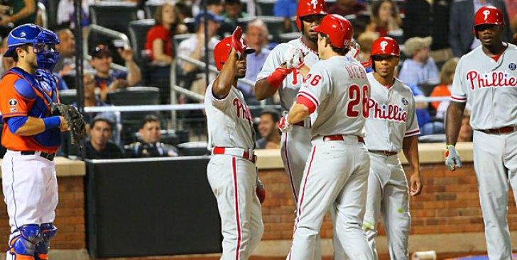 Scott Kingery, Aaron Nola Spark Early Lead as Phillies Hang on Late
