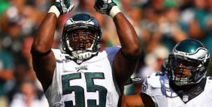 Brandon Graham Headlines Eagles' 6 Pro Bowl Alternates