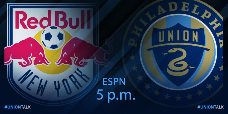 Union-Red Bulls 5 Things: Facing a Rival on National TV