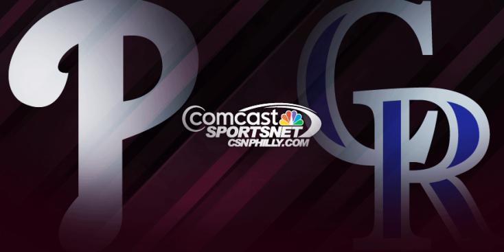 Phillies-Rockies 5 Things: Zach Eflin Closes 1st Half in Colorado