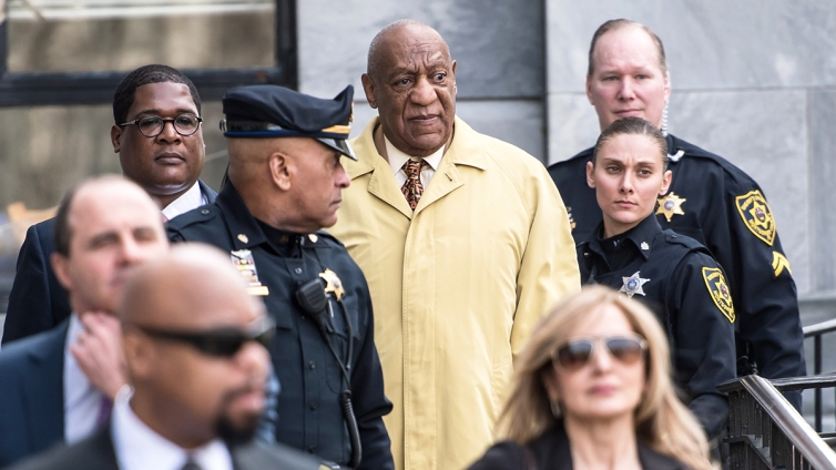 Cosby Speaks About Sight, 'True Histories' in Rare Interview