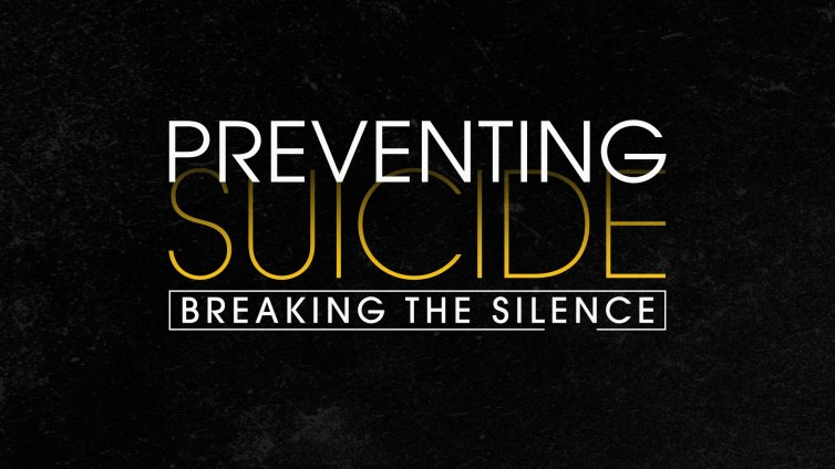 Preventing Suicide: Breaking the Silence