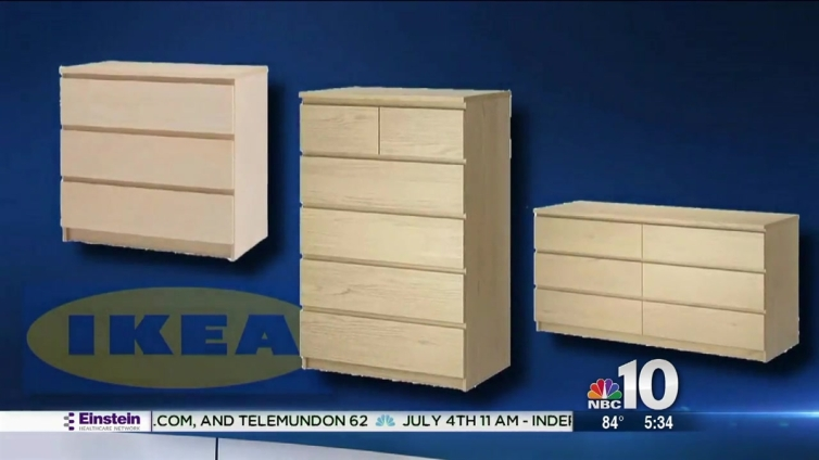 NBC10 Responds Answers Questions About IKEA Recall