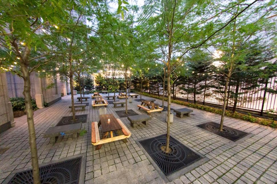 L&I Shuts Down Popular Center City Beer Garden