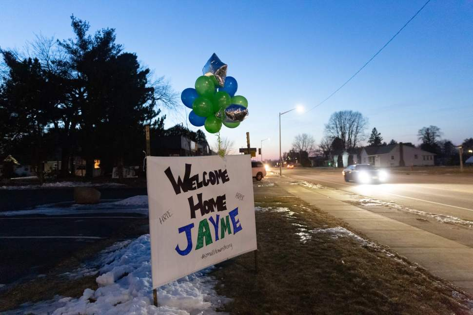 Jayme Closs to Receive $25,000 in Reward Money