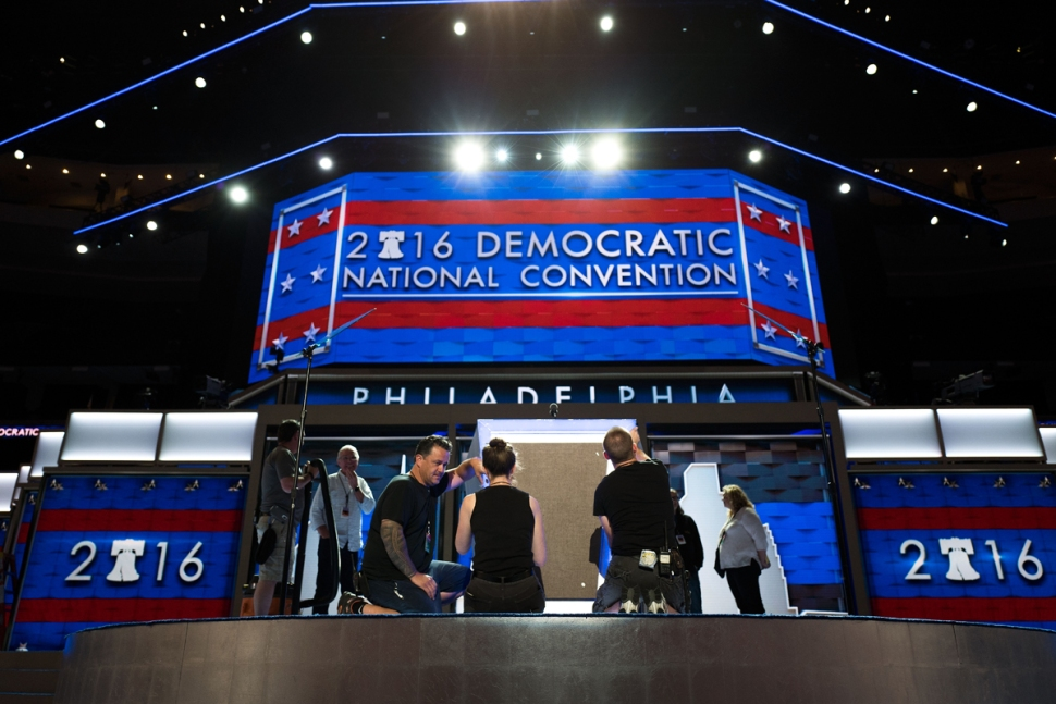 Philadelphia Officials Give Inside Look at DNC Emergency Operations Preps