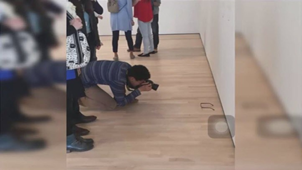 Calif. Teen Uses Glasses as Modern Art Prank at Museum