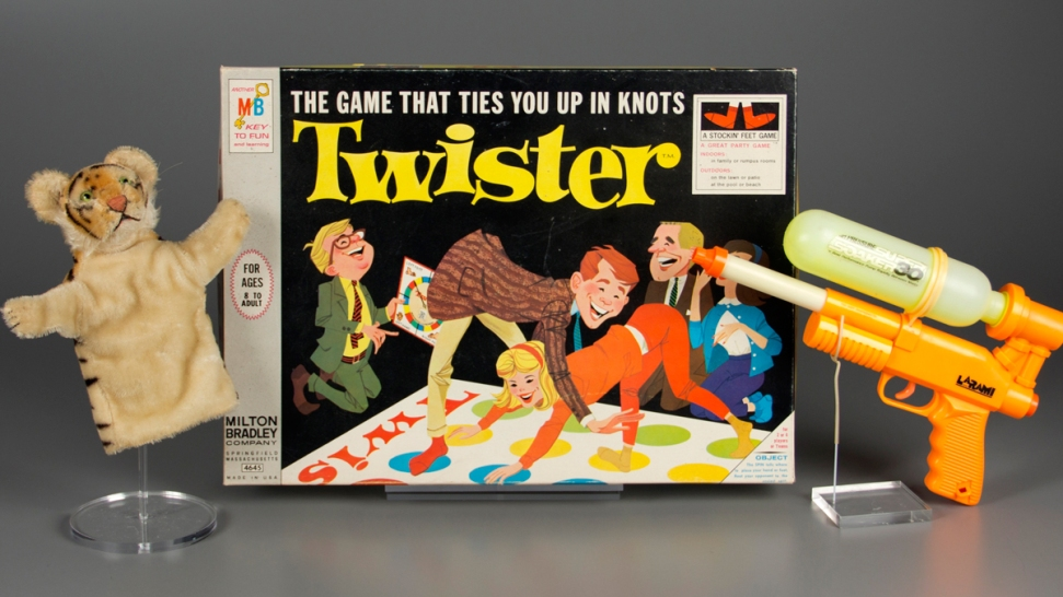 Puppet, Twister, Super Soaker Make the Toy Hall of Fame