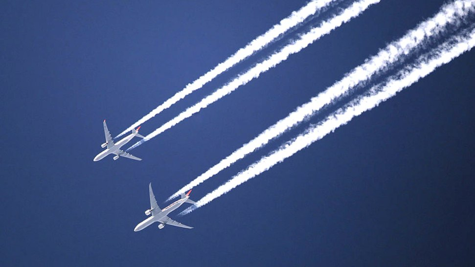 Glenn's Blog: 'Chemtrail' Conspiracy Crushed