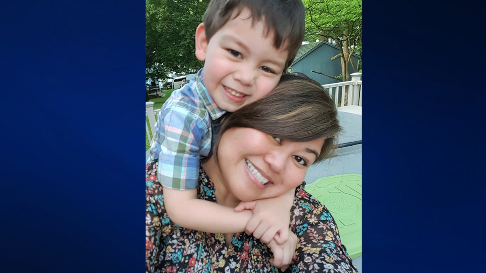 """He's My Hero for Life"" Stay-at-Home Mom Faints, 3-Year-Old Son Comes to the Rescue"