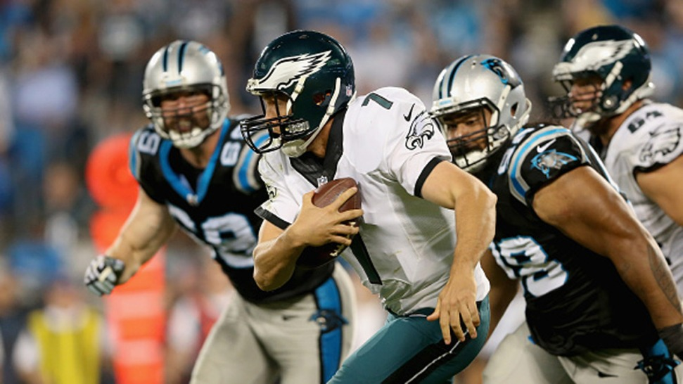 Eagles Fall to Panthers in Sunday Night Football Matchup