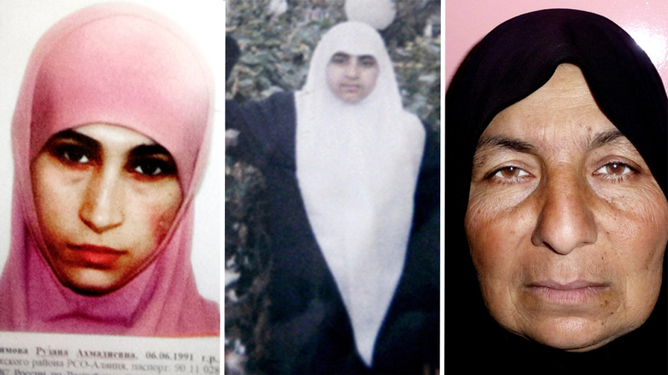 Female Suicide Bomber in France Was Among Many in History