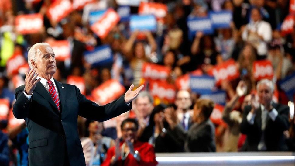 Vice President Joe Biden Honored With Award  in Philadelphia for Cancer Initiative