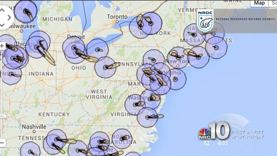 Evacuation Plans Limited for Towns Around Local Nuclear Power Plants ...