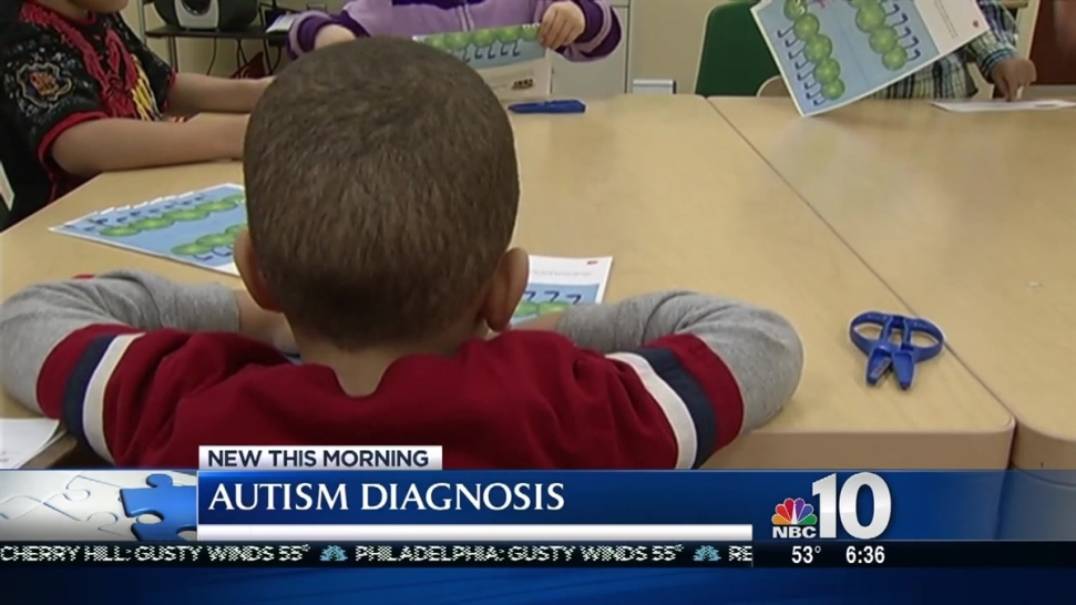 The Latest Number In Autism Is 1 In 45 >> Latest Us Estimate Suggests 1 In 45 Children Have Autism Nbc 10