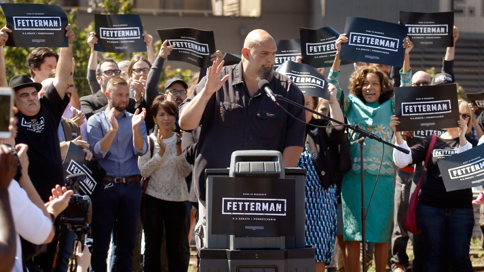 Small-town Pennsylvania Mayor Adds Intrigue to Senate Race