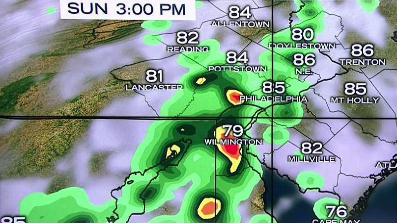 First Alert Weather: Storms That Just Keep on Coming