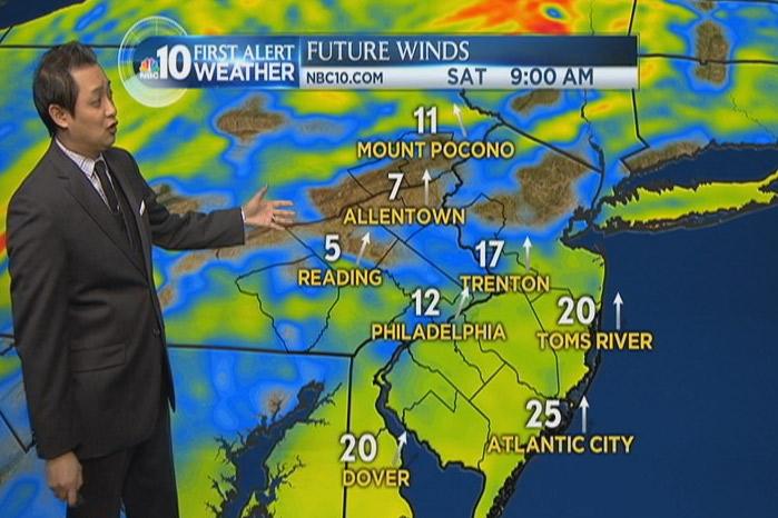 10 Day Weather Forecast Doppler
