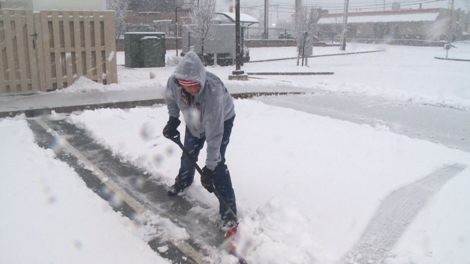 How to Shovel Safely and Other Tips for the Cold