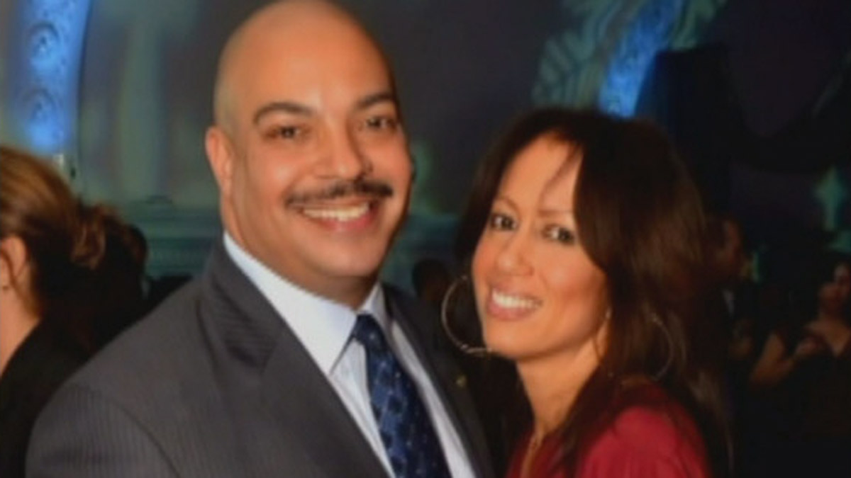 Seth Williams and Stacey Cummings