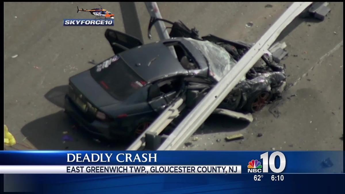 2 Killed in I-295 Crash
