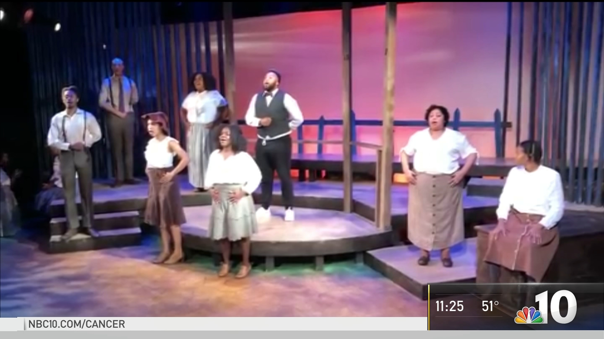 'The Color Purple' on Stage in Montgomery County