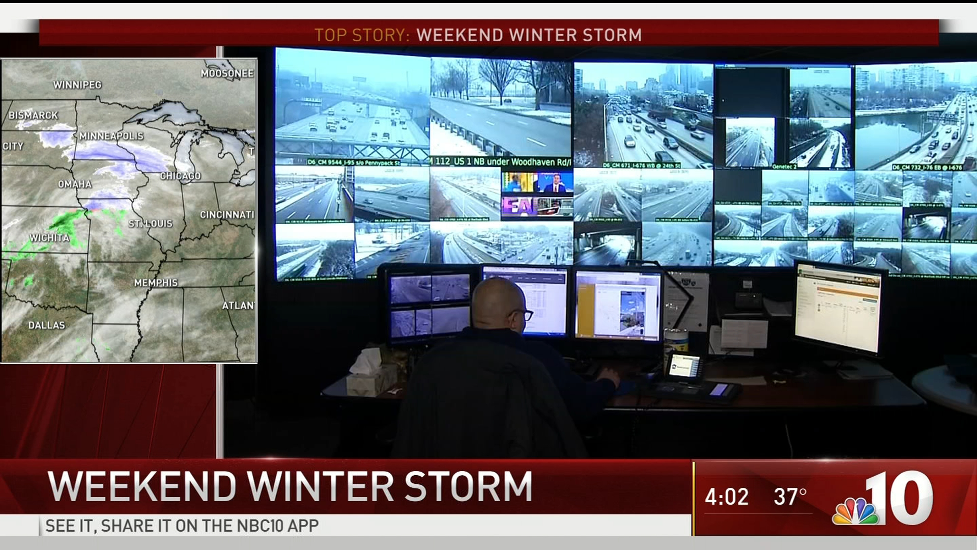 'Not a Typical Snow Event': Concerns About Varied Weather