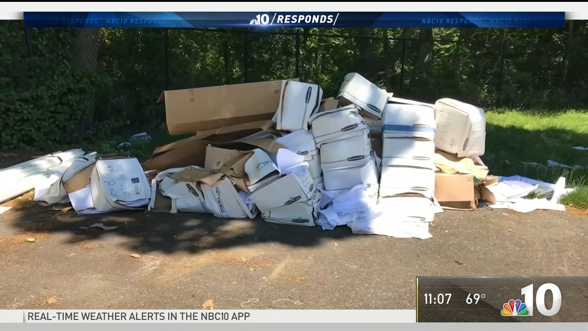 1,000s of Medical Records Dumped at South Jersey Storage Facility