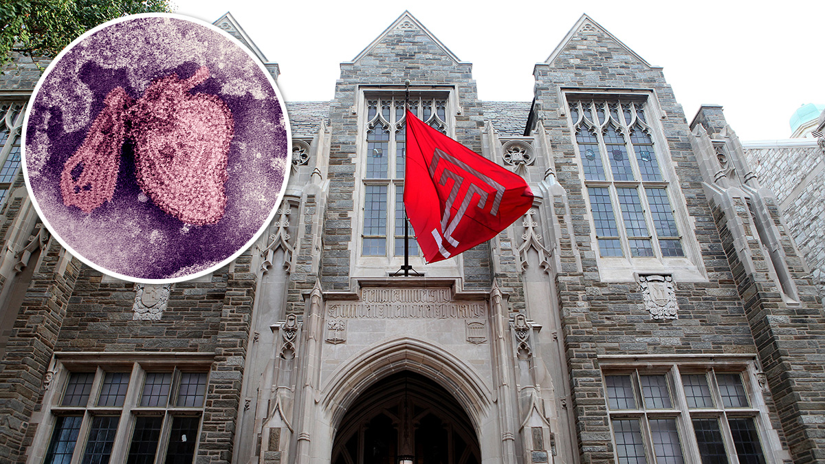 Amid Mumps Outbreak, Temple Offering Vaccinations